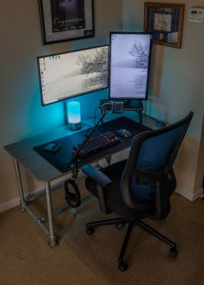 Budget Desk Conversion