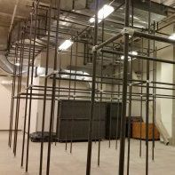University of Wyoming uses Easyfit fittings to create custom racks for its theatre department
