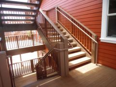 ADA Compliant Handrails Built with Easyfit Fittings